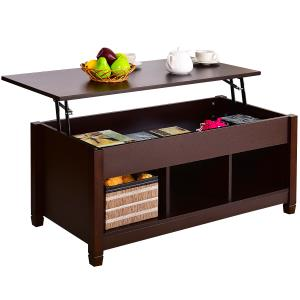 New Design Simple Multifunctional Folding Lift Top Coffee Table With Storage Wood Foldable To Dining Find Complete Details About